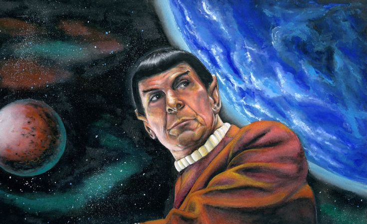 SPOCK by Henry Fong by Hankforever on DeviantArt