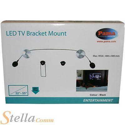 "Ultra Slim 32-55"" LED TV Flat Screen Wall Mount Bracket Universal VESA - http://www.computerlaptoprepairsyork.co.uk/tvs-and-accessories/ultra-slim-32-55-led-tv-flat-screen-wall-mount-bracket-universal-vesa"