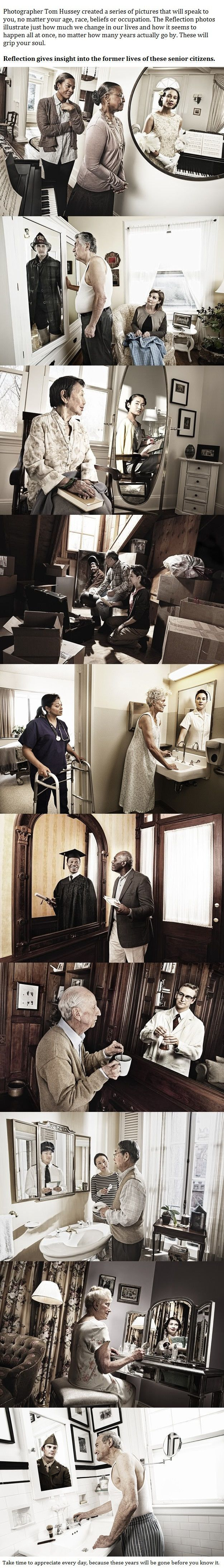 Oh my gosh! I love this so much...everyone has a story especially those who haved lived through challenging times. I wish I could sit and listen to those stories. This is very powerful photography.