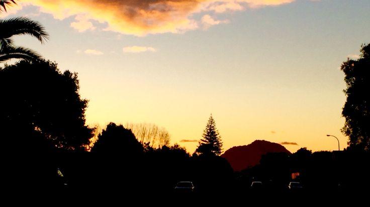 Mt Maunganui @ Sunset