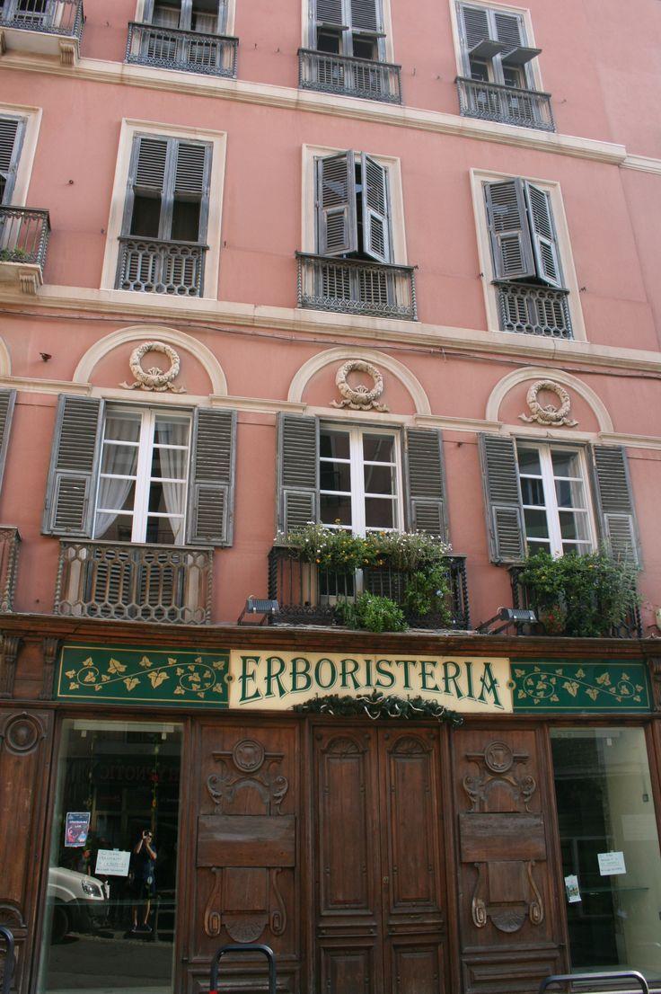 Erboristeria, Cagliari