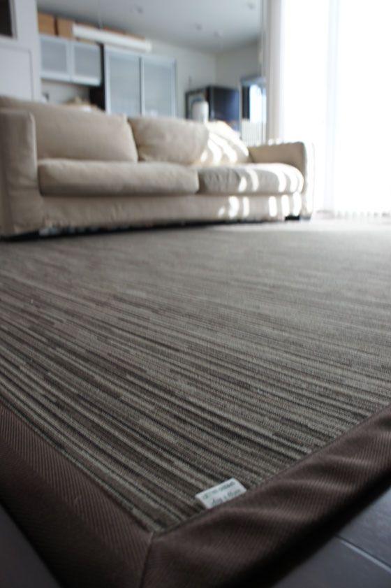 オーダーラグ(鳥取市S邸リビングRUG納品)2013.03.18 - 鳥取 家具 インテリア オーダーキッチン リフォーム