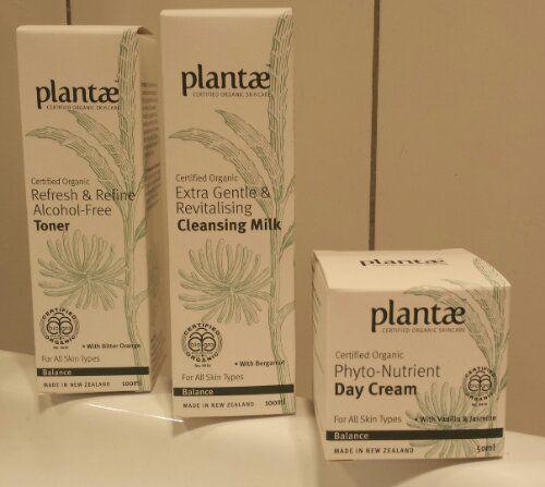 BLOGGED: Made in New Zealand Plantæ skincare - Balance range