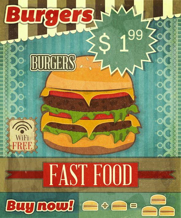 50 free food restaurant menu templates xdesigns