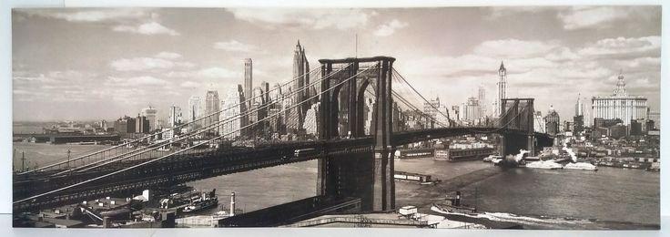 Obraz Brooklynský most