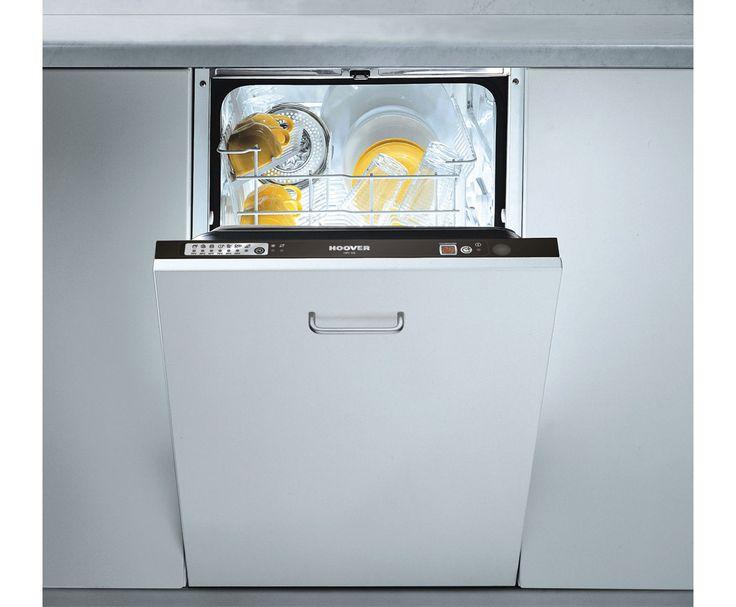 Hoover Built-In Slimline Dishwasher | HFI550/E | ao.com