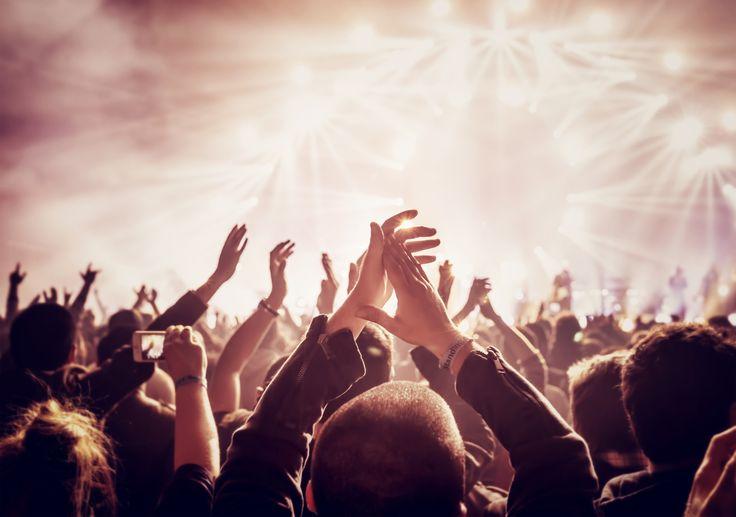 Show me funk concerts near me!