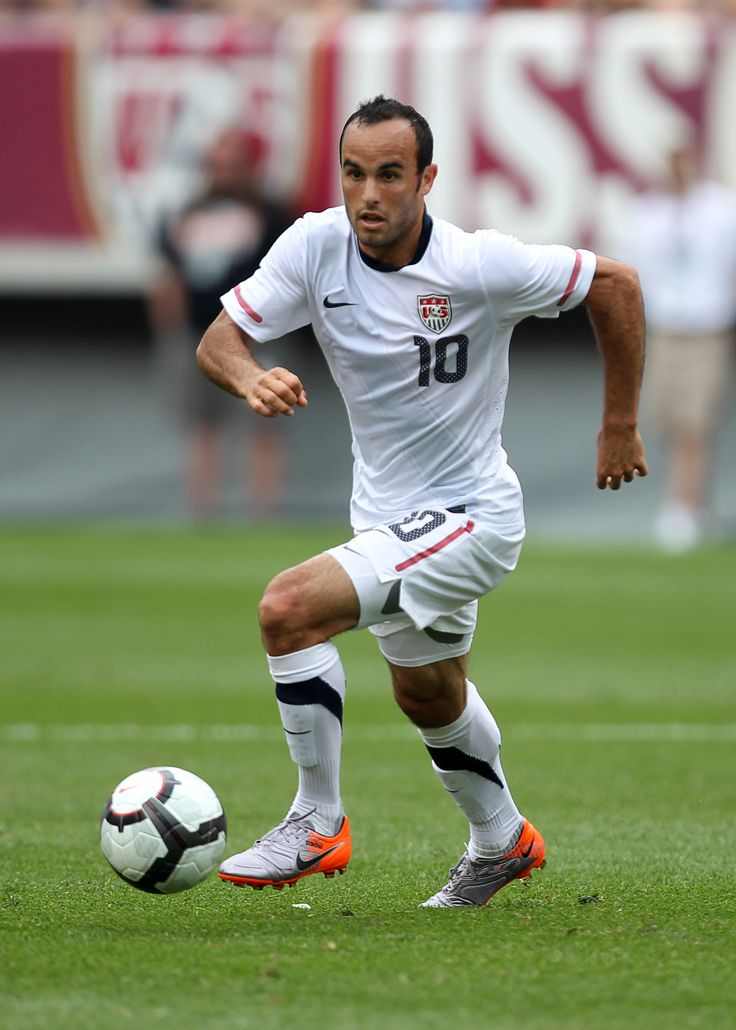 b5d727e95fc ... LANDON DONOVAN USA HOME JERSEY FIFA WORLD CUP BRAZIL 2014 US SOCCER TEAM.  y job is to make it as difficult as possible for the coach to leave me ...
