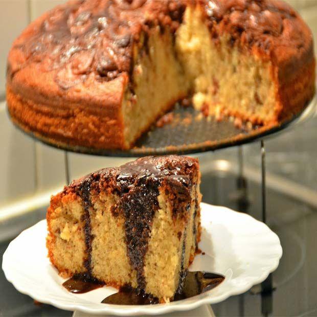 کیک شکلاتی موزی یک کیک بسیار پرفکت و خوشمزه با طعم موز و شکلات که خیلی لطیف و نرمه و به دلیل داشتن موز مقوی هم هست واسه ماها هم واسه