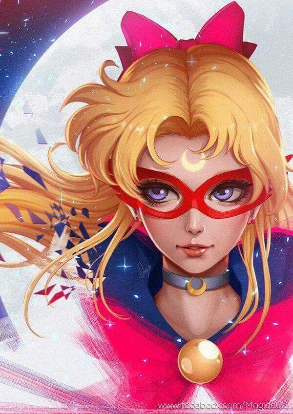 Sailor Moon - Sailor Venus