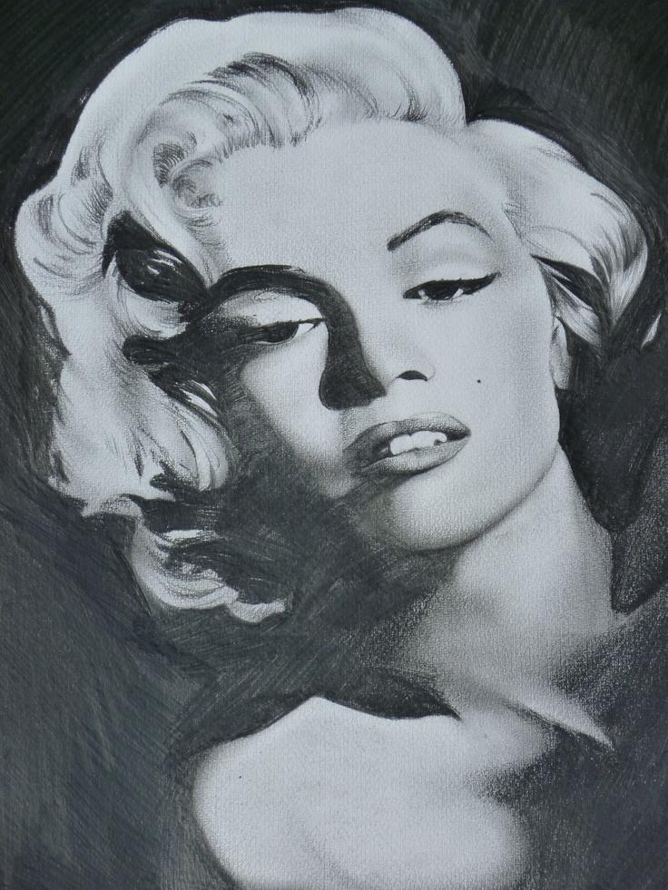 Marilyn Monroe By Alessandro Liseno
