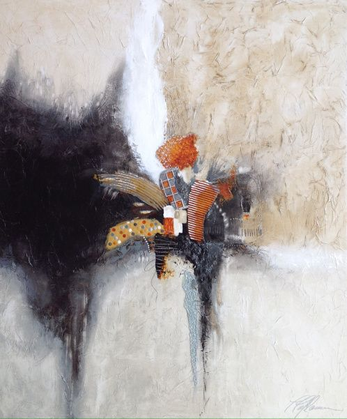 Linda-laflamme-toile-art-les-metaux-orange-brulee