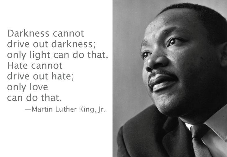 MLK History
