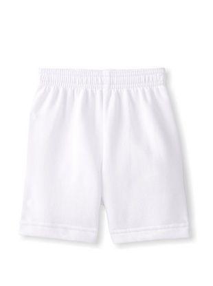 67% OFF American Apparel Kid's Flex Fleece Sweatshort (White)