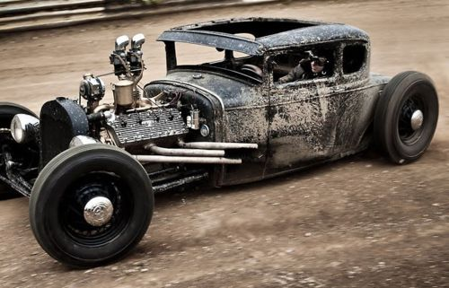 pure metal: Street Rods, Custom Cars, Cool Cars, Cars Trucks Motorcycles, Dirty Rats, Rats Rods, Hot Rods, Hotrods, Nice Riding