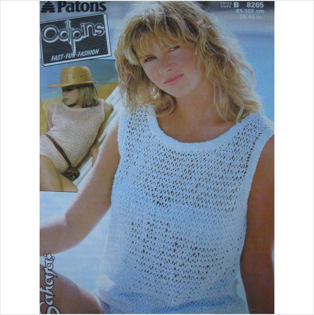 311 Best Ladies Vintage Crochet Knitting Patterns Images On