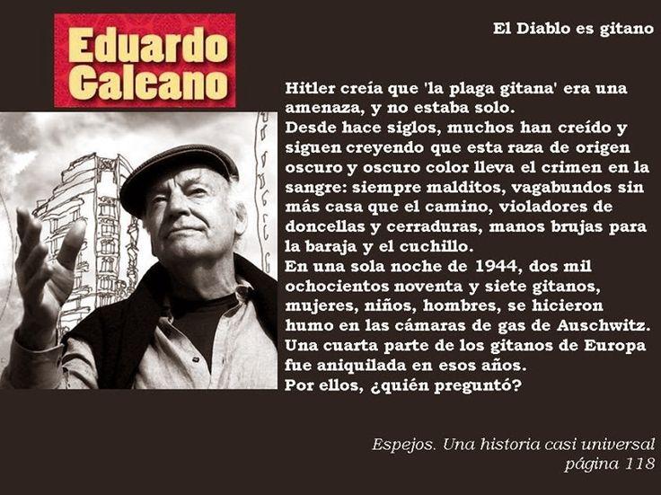 Espejos/Eduardo Galeano