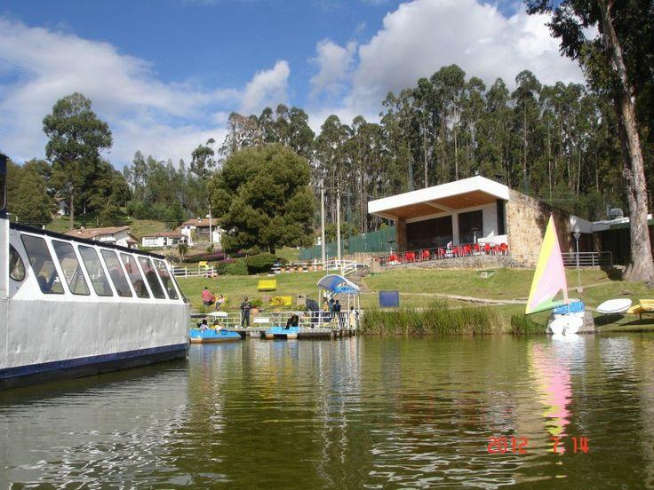 Laguna paipa Colombia