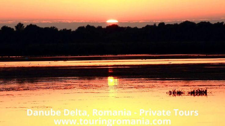 Tour in Danube Delta, Romania ! www.touringromania.com