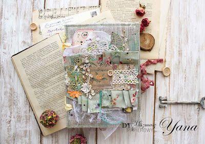 My scrap: ♥Новый блокнот в подарок для Вас+конфетка)♥