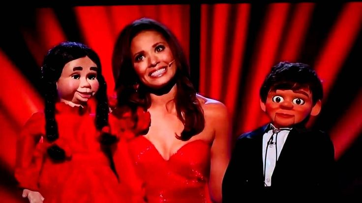 Miss Arkansas Ventriloquist at the Miss America Pageant, 2011