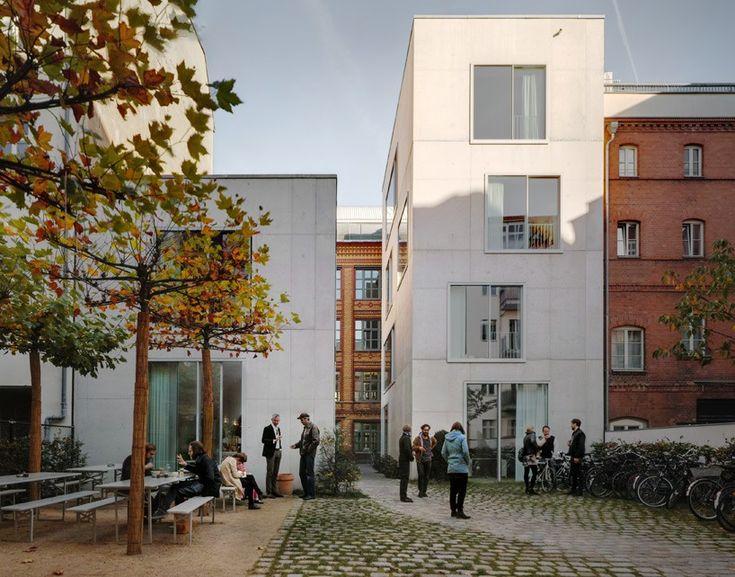 Como vivem os grandes arquitetos?