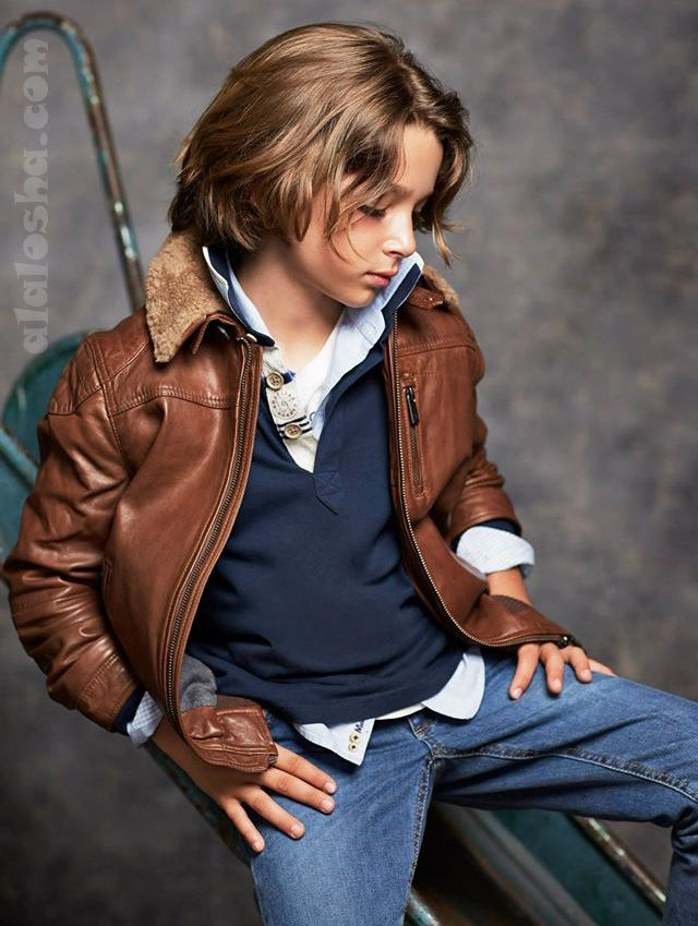 ALALOSHA: VOGUE ENFANTS: boy's fashion