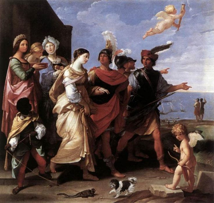 Η αρπαγή της ωραίας Ελένης (1626-29)