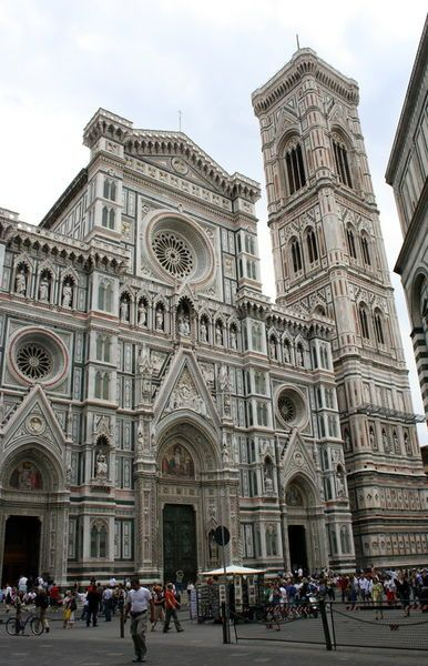 'Kathedrale von Florenz - Il Duomo di Firenze' by Christiane Schulze Art And Photography on artflakes.com as poster or art print $20.79