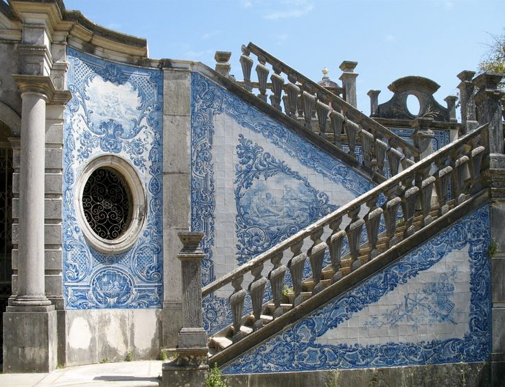 Palace at Estoi, Algarve, Portugal