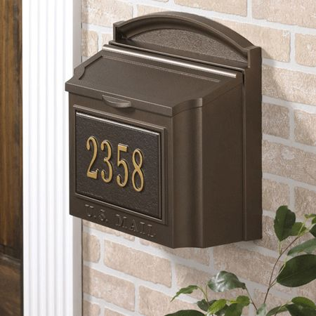 Image result for Design the Best Looking Mailbox Letters and Numbers in the Neighborhood