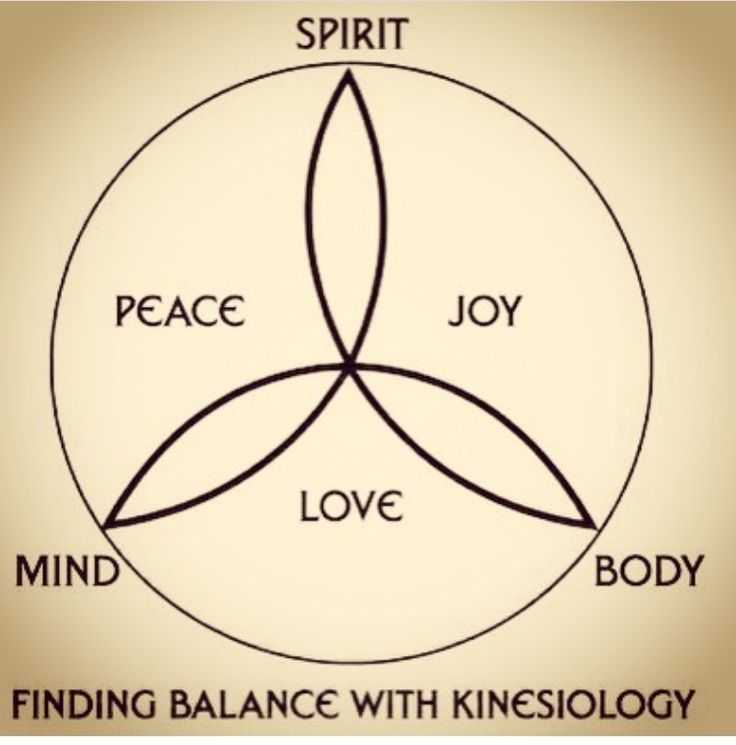 Finding balance with kinesiology