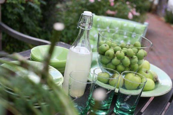 Sirup für Apfelbrause selbst gemacht