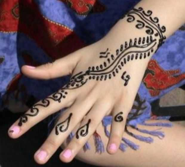 Best 25 Mehndi designs for kids ideas on Pinterest Henna flower