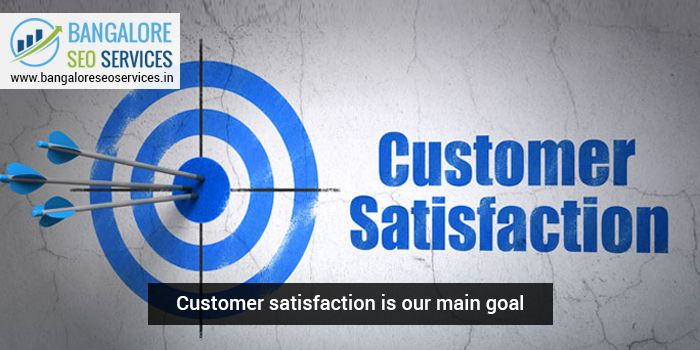 Customer Satisfaction is our Main Goal  #SEOCompnay #CustomerSatisfaction #BSS #OnlineBusiness #BangaloreSEOServices