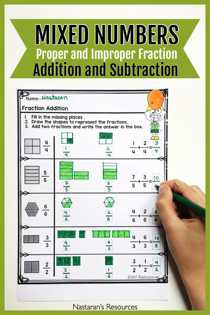 Check Out Fraction Worksheets That Cover Proper Fraction Improper Fraction Comparing Fractions Mixe Improper Fractions Fractions Worksheets Free Math Lessons [ 1102 x 735 Pixel ]