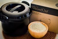 How to Cook Brown Rice in a Microwave Rice Cooker | eHow