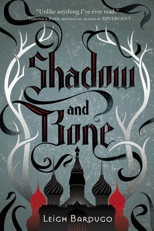 Shadow and Bone (The Grisha, #1) - definitely in my top five favorite series of all time. LOVE these books.