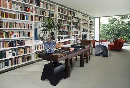 La biblioteca de García Márquez
