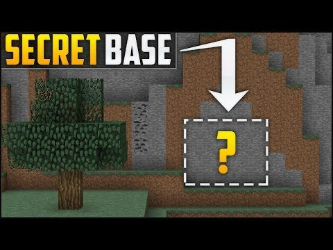 http://minecraftstream.com/minecraft-tutorials/minecraft-how-to-build-a-secret-base-tutorial-2/ - Minecraft: How To Build A Secret Base Tutorial (#2)  Minecraft: How To Build A Secret Base Tutorial (#2) In this Minecraft build tutorial I show you how to make a secret base that uses a simple piston door to hide the entrance as well as providing a spacious and beautiful interior for all your survival needs! ► Follow My Social Media! ● Twitter:...