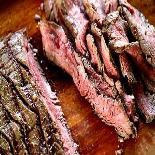 Gemarineerde Flank Steak