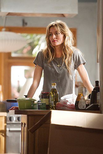 Still of Natascha McElhone in Californication. She is so beautiful.