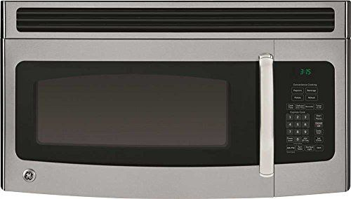 Ge MICROWAVES 1029471  1.6 Cu. ft. Over-The-Range Microwave Oven, Stainless, 1000 Watts