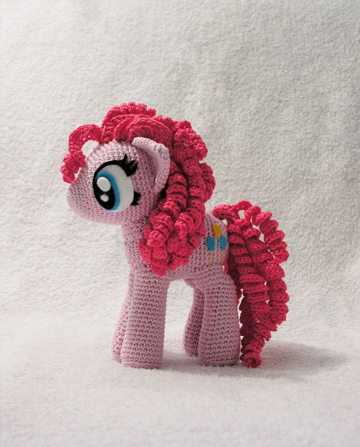 how to style doll hair pinkie pie by lefay00 on deviantart amigurumi 9554
