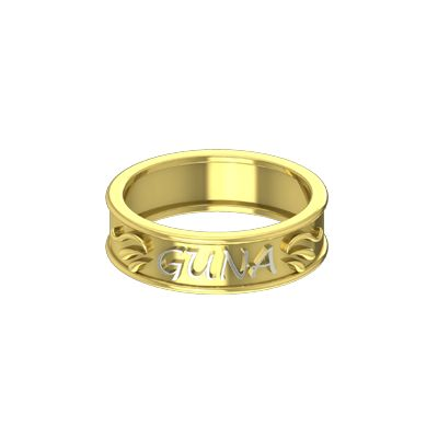 1000 images about indian wedding rings with names for Funky wedding rings