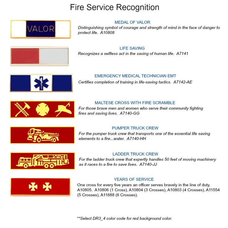 Fire Department Citation Bars Related Keywords & Suggestions - Fire