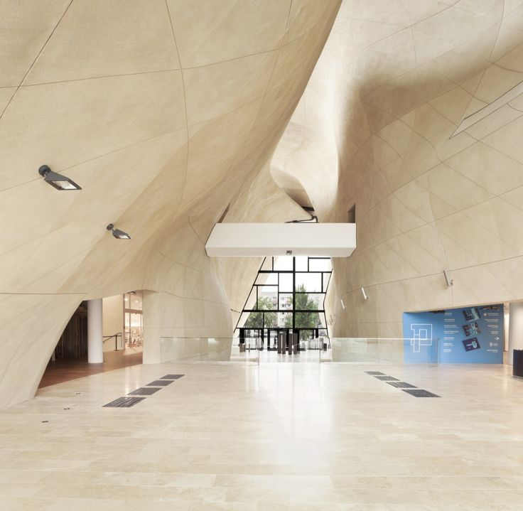 Gallery - Museum Of The History Of Polish Jews / Lahdelma & Mahlamäki + Kuryłowicz & Associates - 2