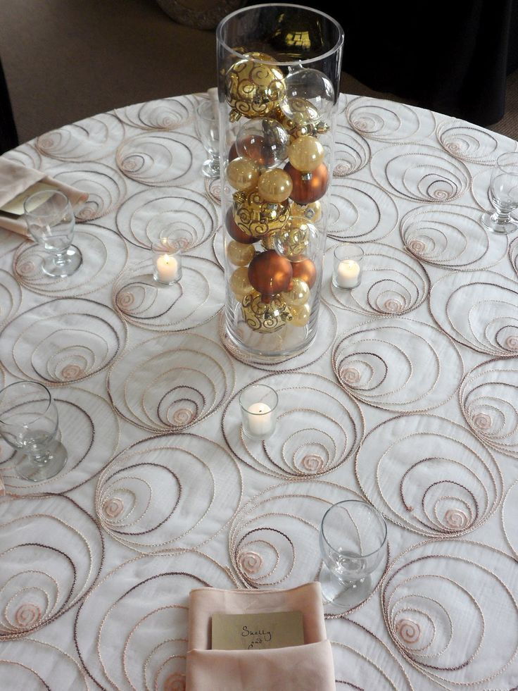 Best images about glass centerpieces on pinterest