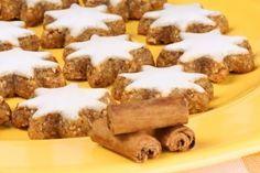 Low carb Plätzchen (zimtsterne und vanillekipferl)