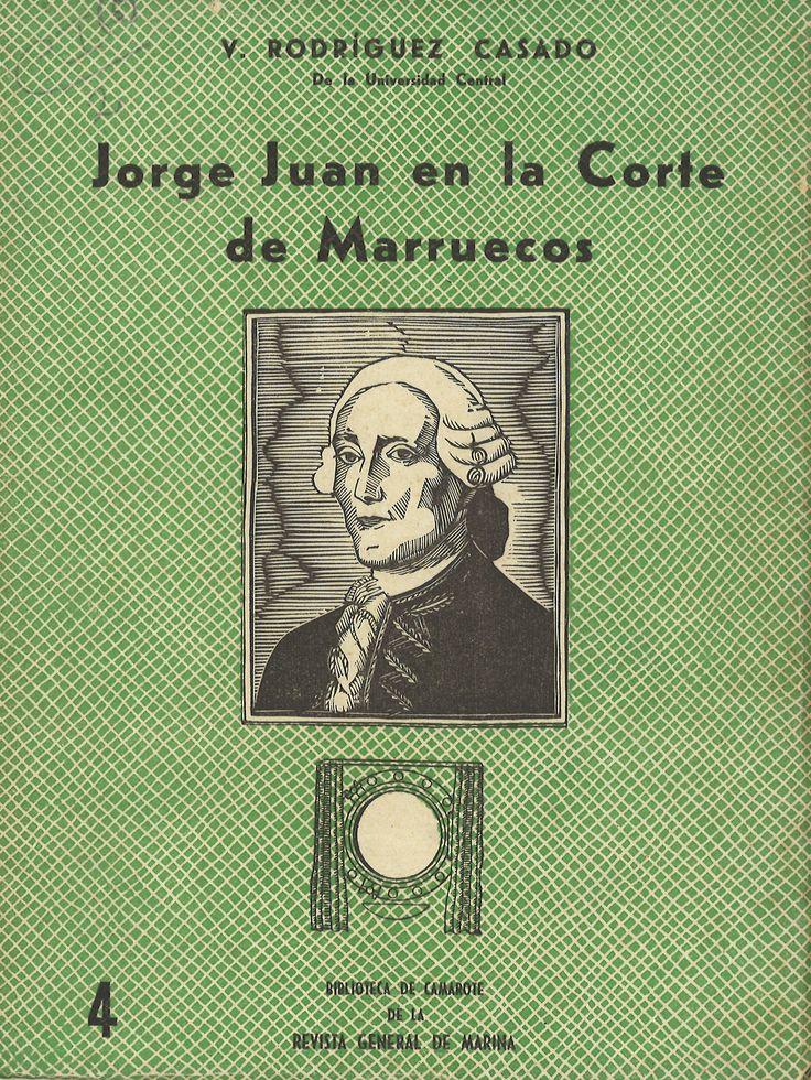 Jorge Juan en la Corte de Marruecos